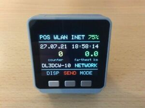 APRScube + GPS + QRO