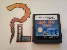 NINTENDO DS HAPPY FEET 2 TWO NDS SOLO CARTUCHO PAL EUR