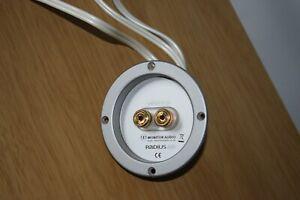Monitor Audio Radius 250 Speaker Crossover / Connections