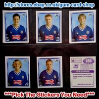 ☆ Merlin Premier League 98 (Numbers 300 to 399) *Please Choose Stickers*