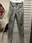 Marcs Brand Patterned Skinny Jeans Size 22 XS Super Nice Excellent Condition