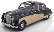 1957 Jaguar MK 8 Black and Gold Color by BoS Models LE of 504 1/18 Scale New!