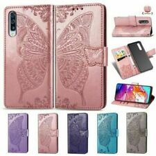 Butterfly Pattern Flip Stand Wallet Phone Case Cover For iPhone 7 8 XS 11 Pro