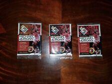 1998-99 UD Choice Preview Pack NBA Finals Shots Sealed Michael Jordan 3 PACKS!
