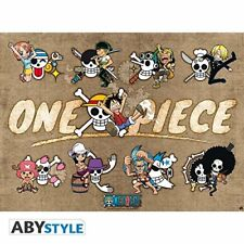 One Piece SD Characters Poster (52x38)