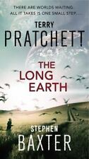 THE LONG EARTH by Stephen Baxter Terry Pratchett (PAPERBACK) NEW. Free Shipping.