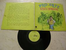 YUGO POP PRO ARTE Kiseli Bonboni 1975 FOC LP