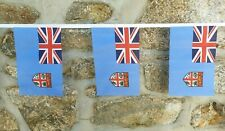 Fiji Flag Polyester Bunting - Various Lengths