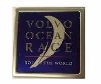 New Genuine Volvo Ocean Race Badge Emblem Collector's Item