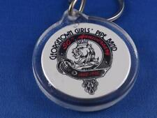 GEORGETOWN GIRLS PIPE BAND ONTARIO CANADA KEY CHAIN VINTAGE SOUVENIR COLLECTOR