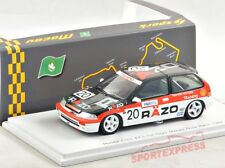 NEUF 1/43 Spark SA125 Honda Civic EF3 , Macau GP 1989, Tsutsumi #20
