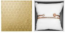 Michael Kors Braccialetto Donna Set da 2 Bracciali Bracelete Mkj4823791 Oro Rosa