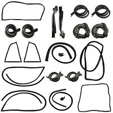 1970 1971 1972 1973 Nissan / Datson 240Z Weatherstrip Seal Kit