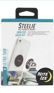 Nite Ize - Steelie FreeMount Car Mount Kit - Phone Mounting - Hands Free - NEW