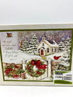 """LANG Susan Winget """"Gifts of Christmas"""", Boxed Christmas Cards, 18 Cards"""
