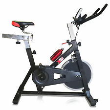 XS Sports Pro Exercise Spin Bike Indoor Training Fitness Cardio Studio Cycle