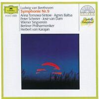 Herbert von Karajan, - Symphony 9 (1977 Recording) [New CD]