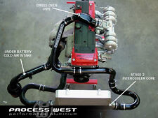 PROCESS WEST STAGE 2.1 INTERCOOLER PACKAGE FOR FORD BA / BF