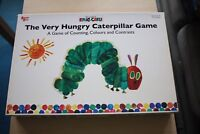 THE VERY HUNGRY CATERPILLAR BOARD GAME VGC