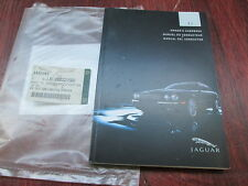 JAGUAR XJ OWNERS HAND BOOK  ( FRENCH ) GENUINE NEW