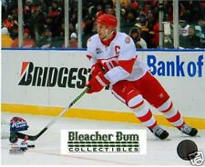 Winter Classic Nicklas Lidstrom 8x10 Photo Wings Action