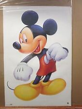 Vintage original Mickey Unlimited poster Disney 12059