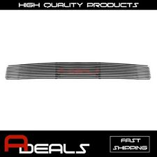 FOR FORD FOCUS 2001 2002 2003 2004 BUMPER BILLET GRILLE GRILL INSERT 1pc