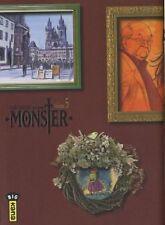 Monster 5 Intégrale luxe (urasawa Naoki) Big Kana