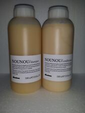 Davines NOUNOU Shampoo snd Conditioner liters Set**