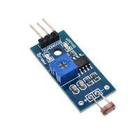 3 Pin Cable Photosensitive Resistance Light Detection Sensor Module for Arduino