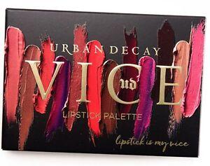 Urban Decay Vice Lipstick Blackmail Palette~ BNIB