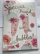 Tarjeta De Cumpleaños amigo especial por Simon Elvin