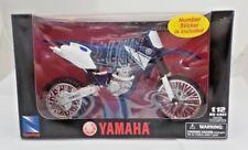 NewRay Yamaha YZ 426F 1:12 Die Cast 53757 NIB