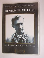 Tony Palmer's Film About Benjamin Britten: A Time There Was (DVD, 2009)