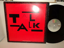 "TALK TALK S/T MINI ALBUM 12"" 1982 EMI AMERICA 4-TRACKS CANDY TODAY SERIOUS EP"