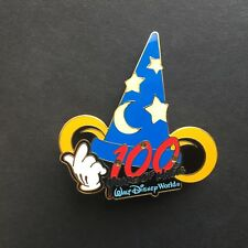100 Years of Magic Sorcerers Hat - Disney Pin 6372