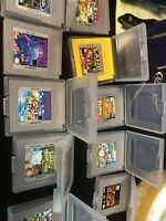 NINTENDO GAME BOY Games AUTHENTIC LOT Of 11 U Get All These Gently Used W Cases
