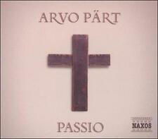Arvo Pärt: Passio, New Music