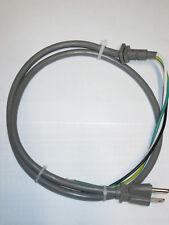 New Genuine OEM GE Microwave Power Cord   WB18X10442