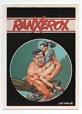 Carte postale LIBERATORE Ranx 1. Editions Aedena n°15/1 - 1985. NEUF