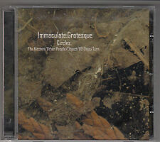 IMMACULATE GROTESQUE - circles CD