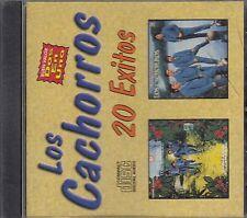 Los Cachorros 20 Exitos 2en1 CD Nuevo sealed