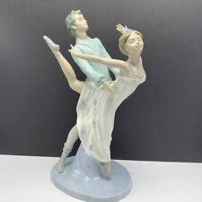 Lladro Nao statue porcelain figurine spain dancing on cloud ballet daisa 1983