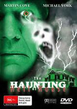 Michael York THE HAUNTING OF HELL HOUSE - VENGEFUL SPIRITS GOTHIC HORROR DVD
