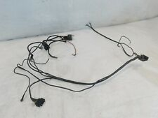 2001 01 Indian Gilroy Scout & Spirit Main Wire Wiring Harness Loom
