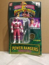 Auto Mighty Morphin Power Rangers Kimberly 1994 BANDAI Action Figure NIP