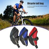 MTB Bicycle Seat Rear Tail Bag Bike Pannier Rack Cycling Saddle Carrier Box