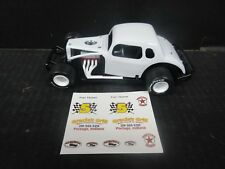 # 5 Fast Freddy Coupe Modified 1/25th scale Die-Cast donor kit