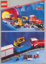 INSTRUCTIONS ONLY LEGO LOAD AND HAUL RAILROAD 4563 Train manual book from set