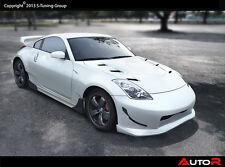 GFK Motorhaube für Nissan 350z Hood Neu #NISMO#